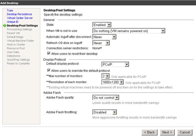 VMware Communities : Document List - VMware View