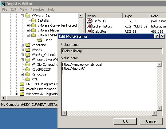 VMware View Client DropDown Menu Automation – myvirtualcloud net