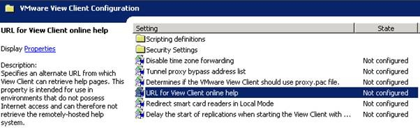 Addressing Self-Service Password Reset with VMware View 4 6
