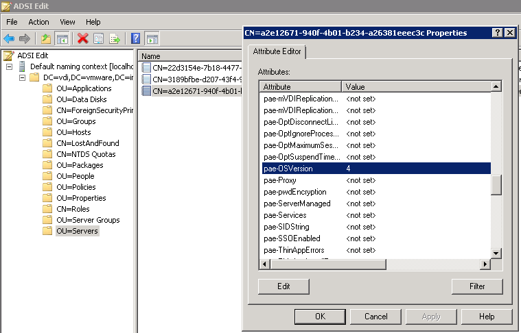 How to Access Windows 2K8 Server via PCoIP with VMware View