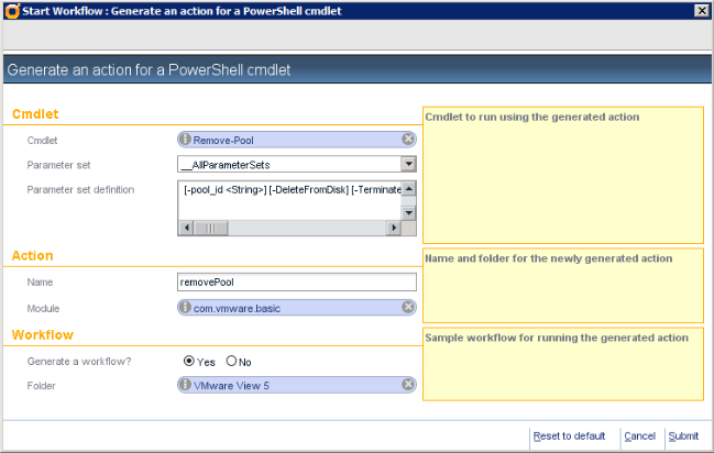 VMware View automation with vCenter Orchestrator – myvirtualcloud net