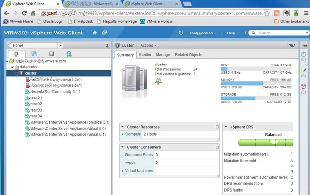 My Work & Home Lab Environments – myvirtualcloud net