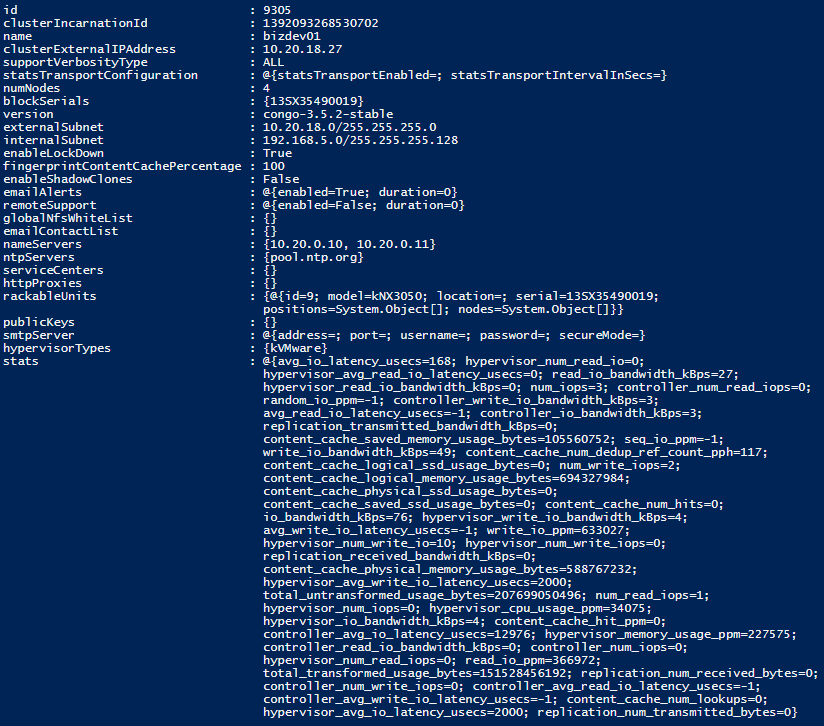 How to Establish PowerShell Connection to Nutanix and