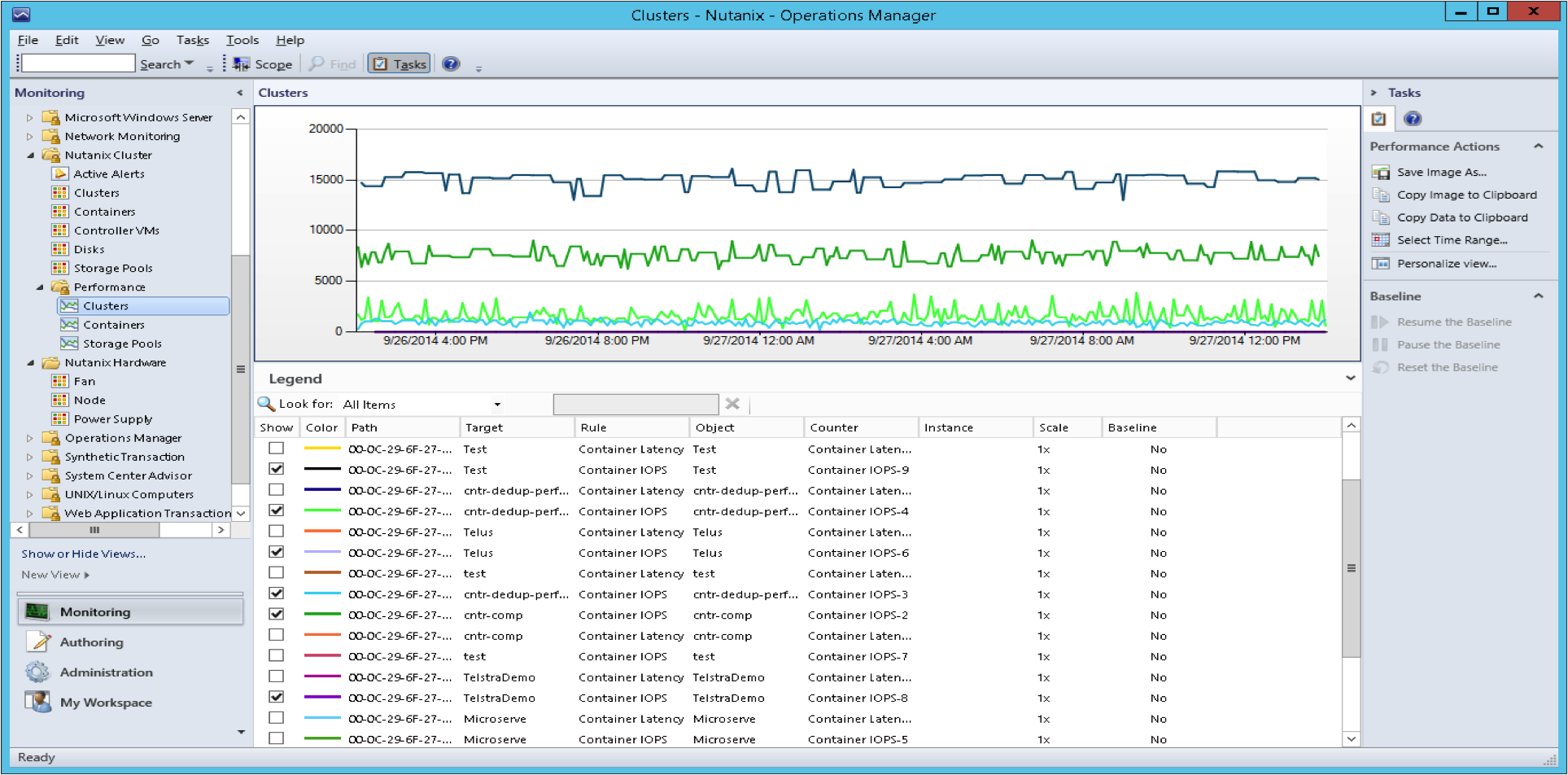 All Nutanix 4 1 Features Overview In One Page Beyond